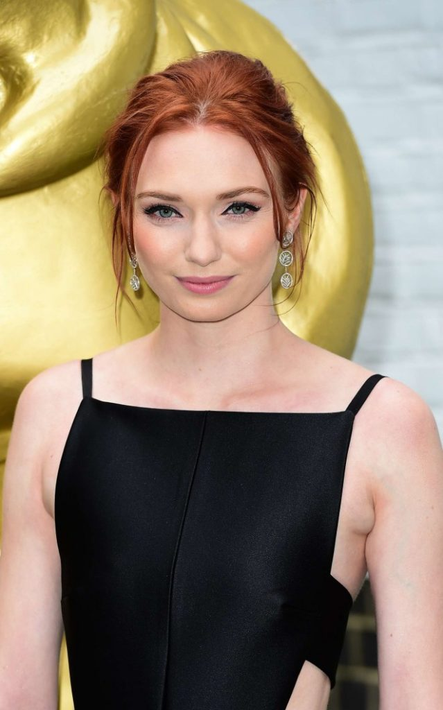 Eleanor Tomlinson Charming Pictures