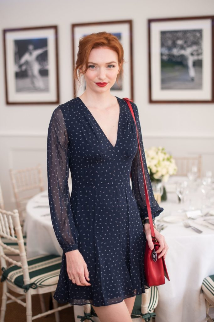 Eleanor Tomlinson Latest Hair Style Images
