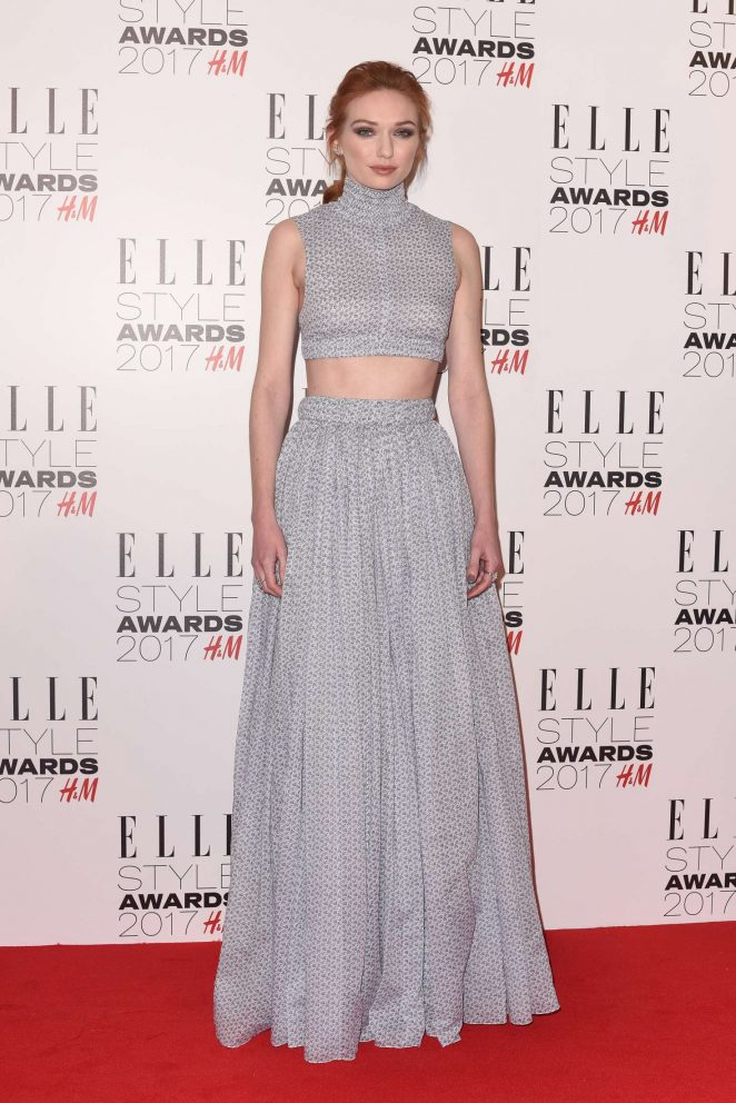 Eleanor Tomlinson Spicy Navel Pics At Event