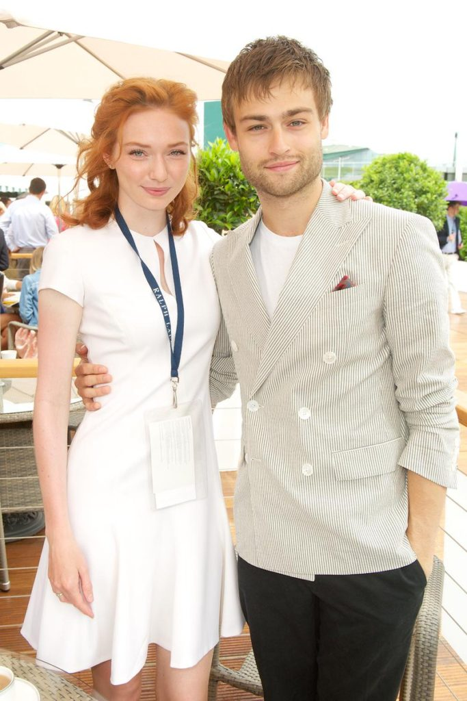 Eleanor Tomlinson Unseen Pics With His Husband