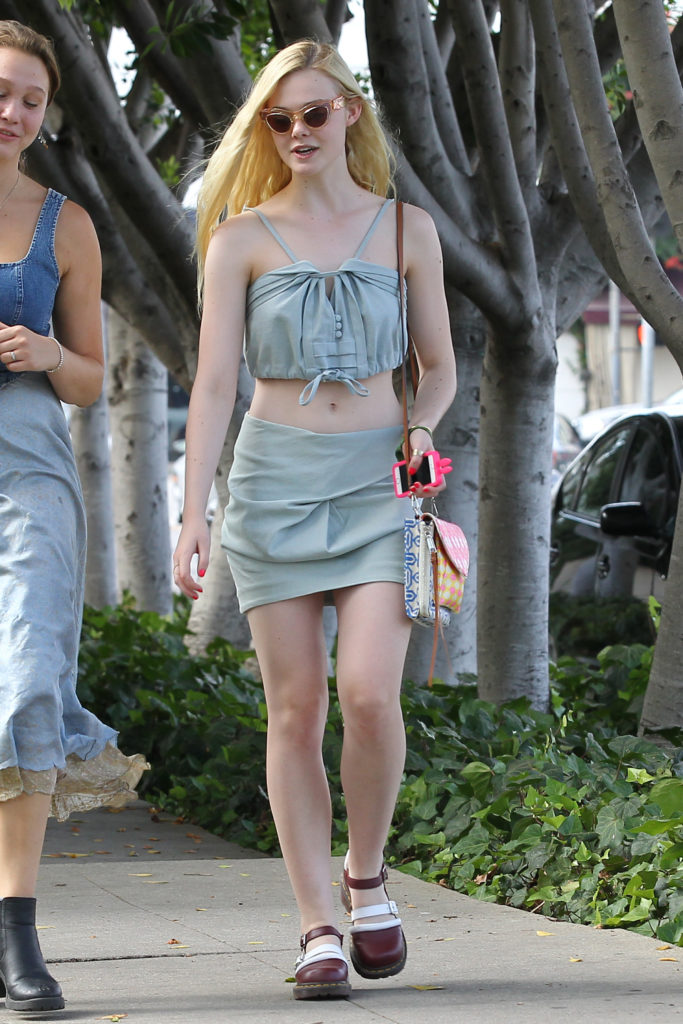 Elle Fanning Bombastic Wallpapers