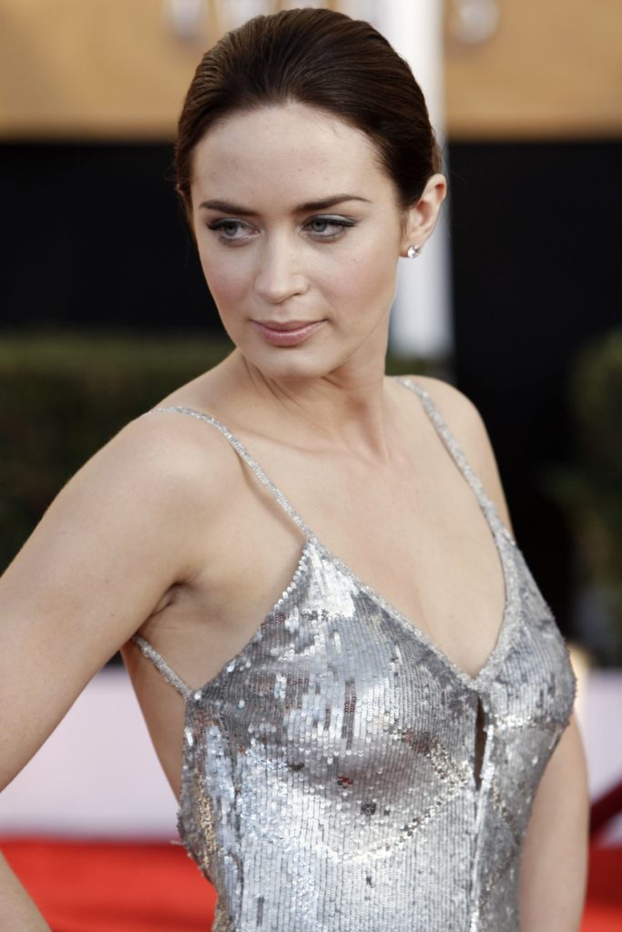 Emily Blunt Bold Images
