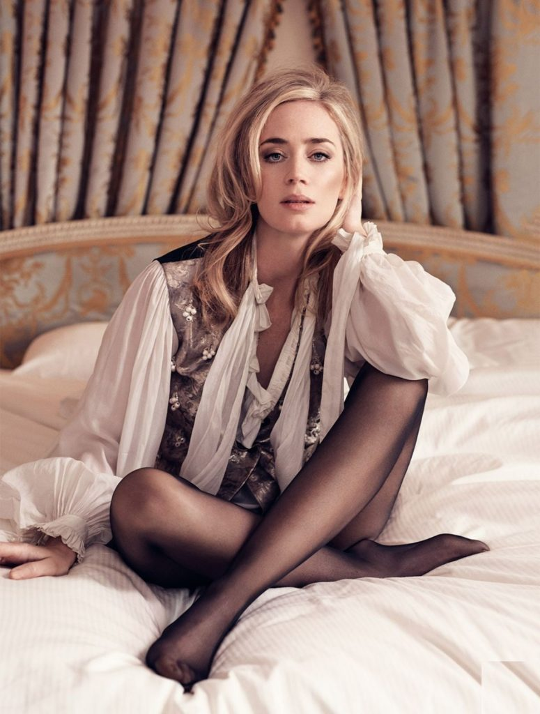 Emily Blunt Bombastic Wallpapers