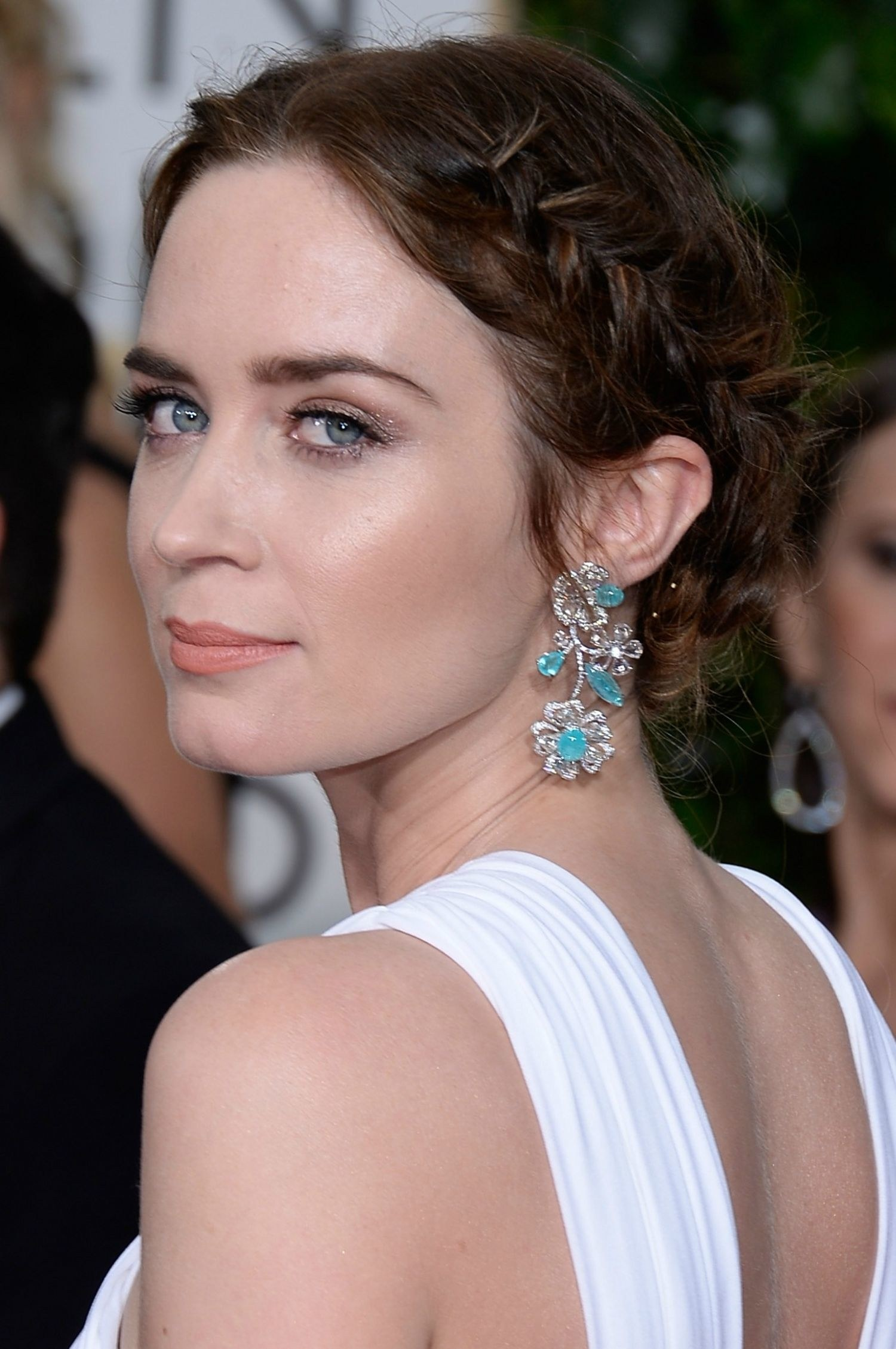 EMILY BLUNT at 2015 Critics Choice Movie Awards in Los