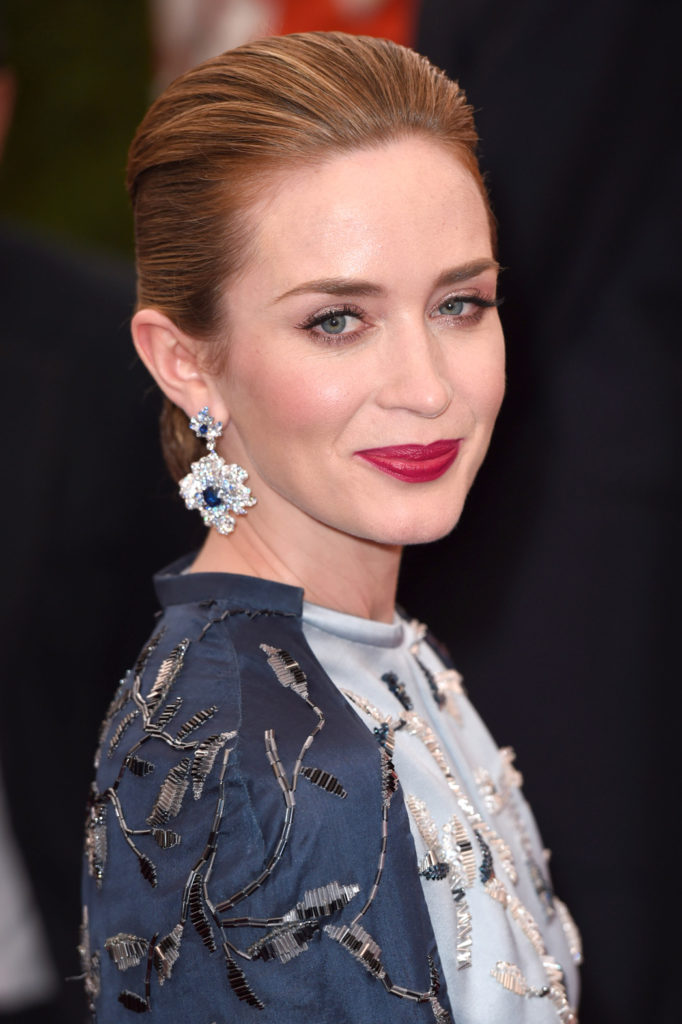 Emily Blunt Photos At Award Show