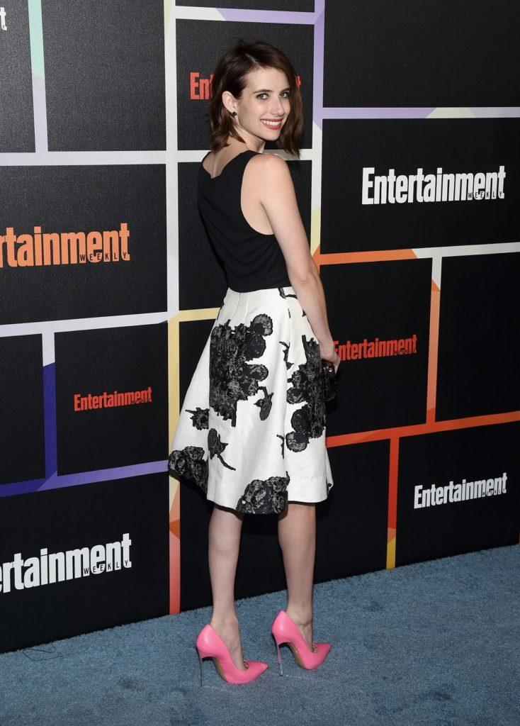 Emma Roberts Charming Images
