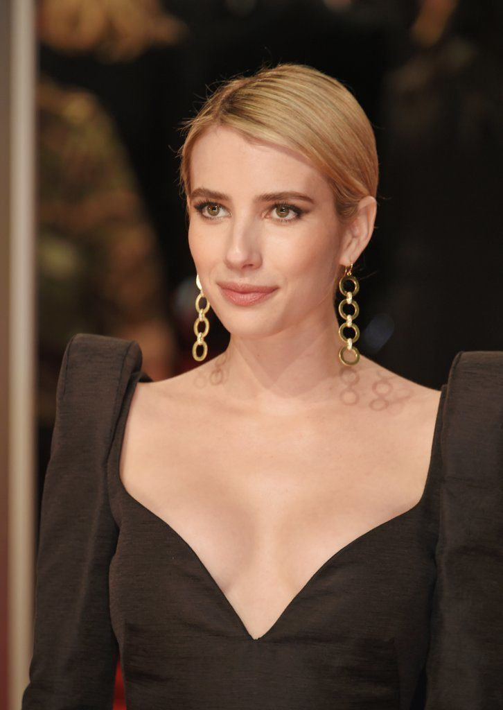 Emma Roberts New Hair Style Photoshoots