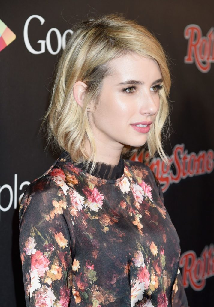 Emma Roberts New Look Wallpapers