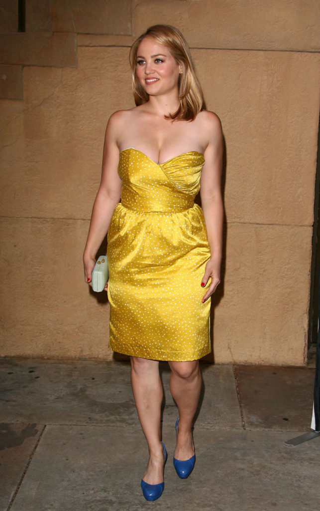 Erika Christensen Images In Short Dress