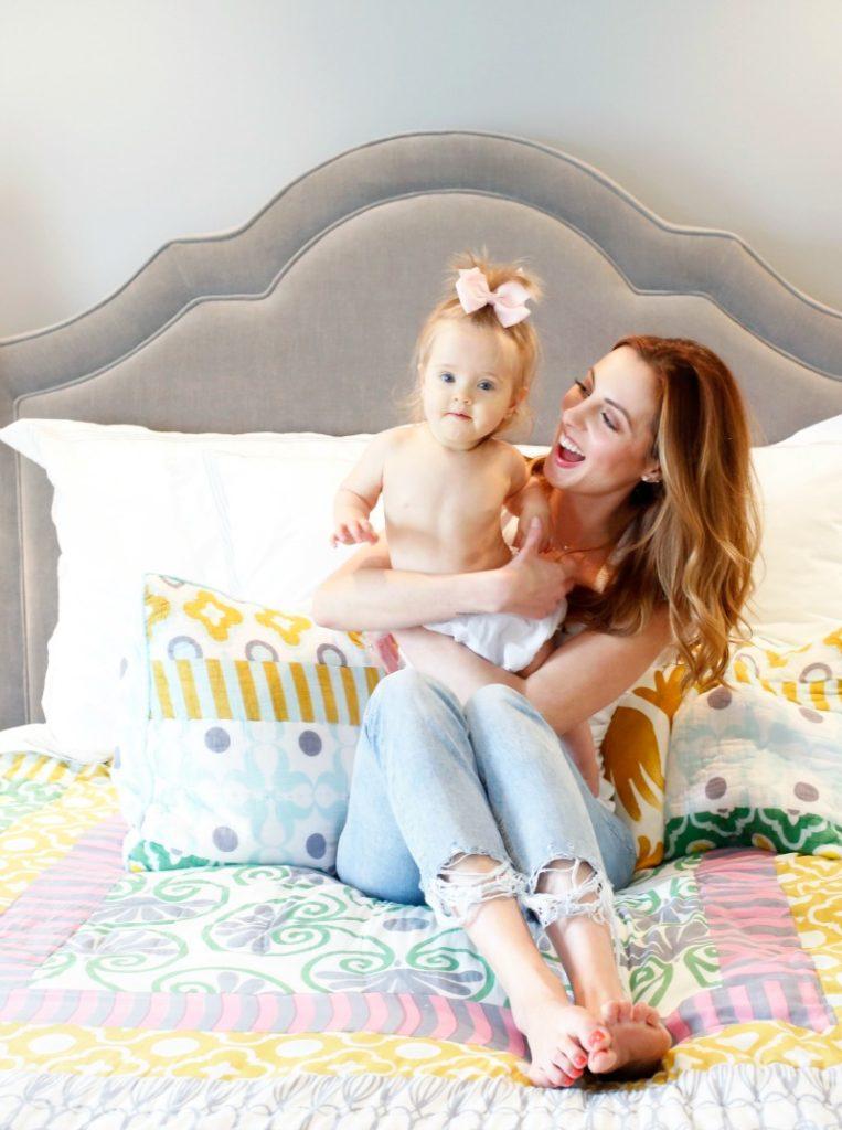 Eva Amurri Pics With Cute Baby