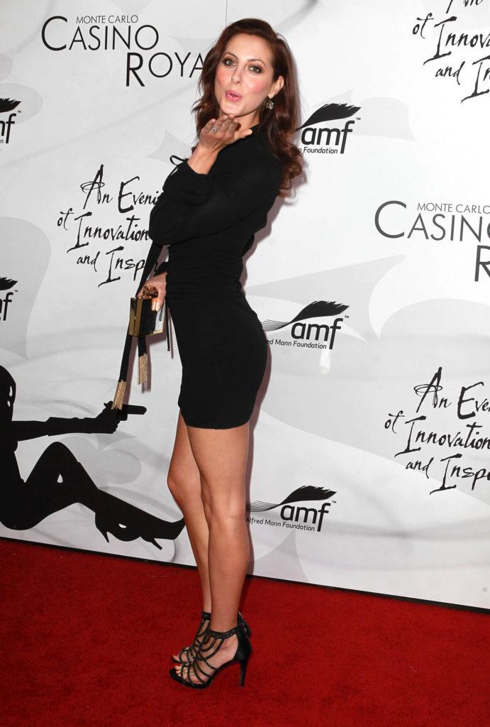 Eva Amurri Sexy Legs Images