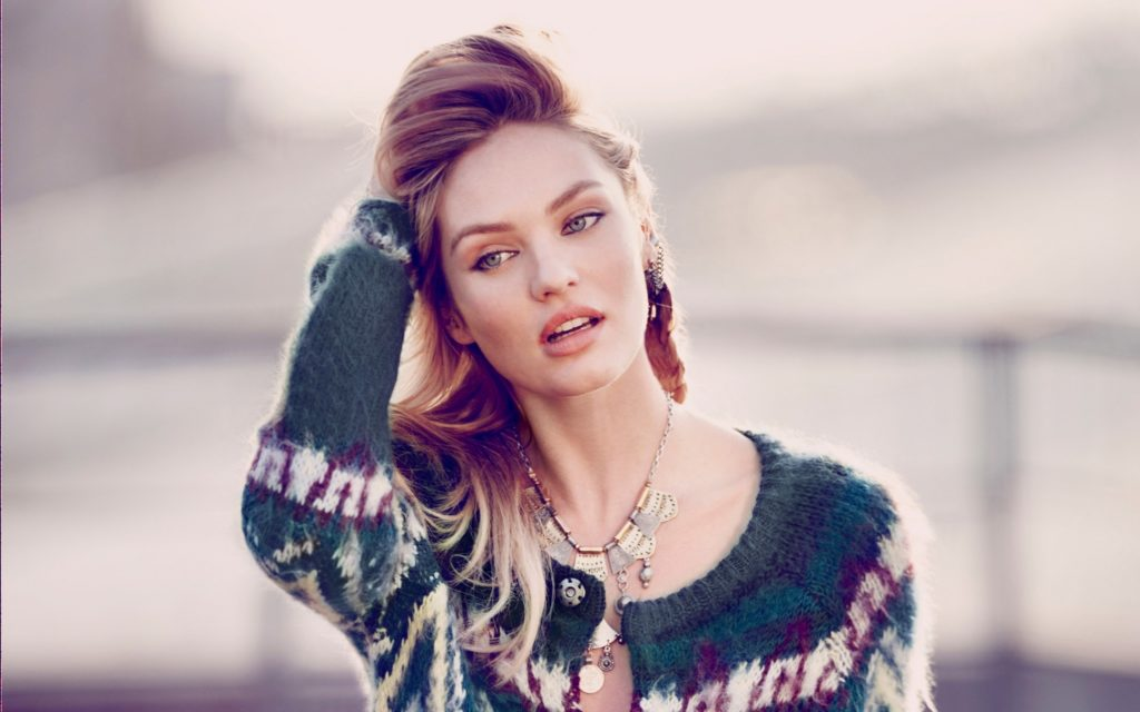 Gorgeous Candice Swanepoel Images