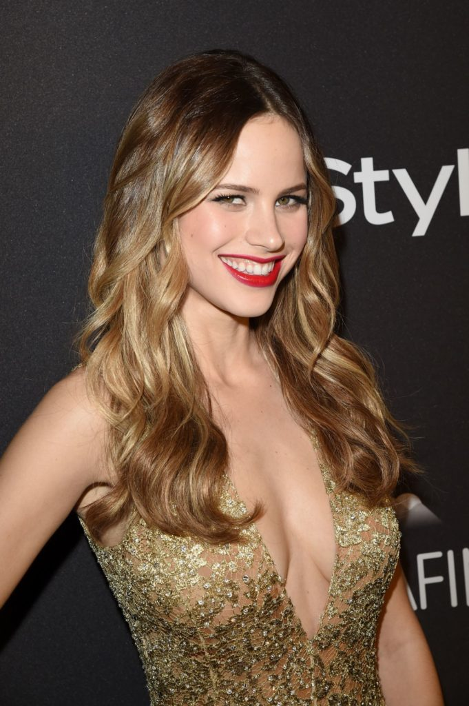 Halston Sage Upcoming Movie Look Photos