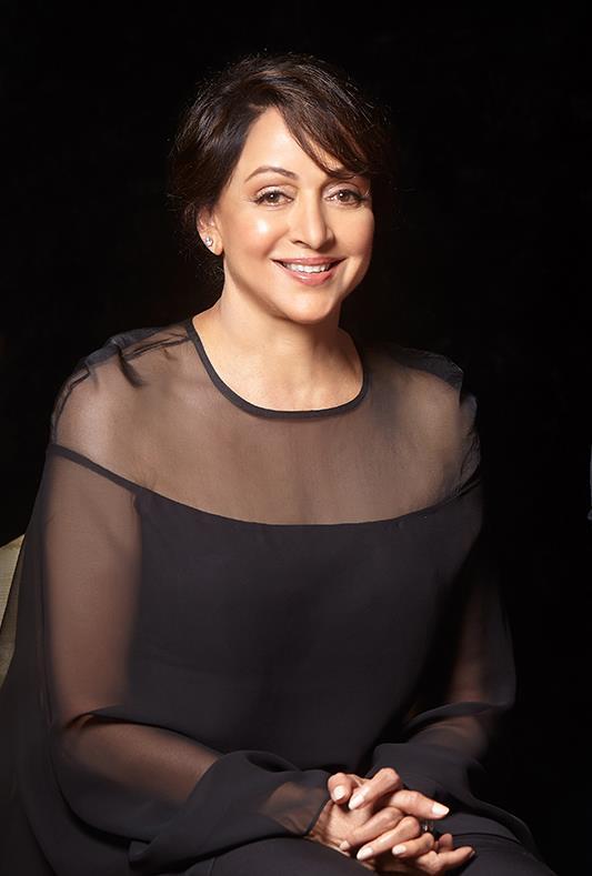 Hema Malini Bold Unseen Images
