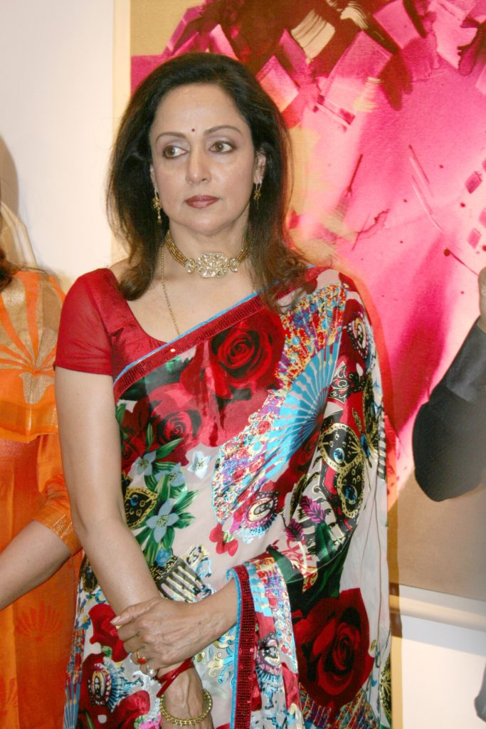 Hema Malini HD Images In Saree
