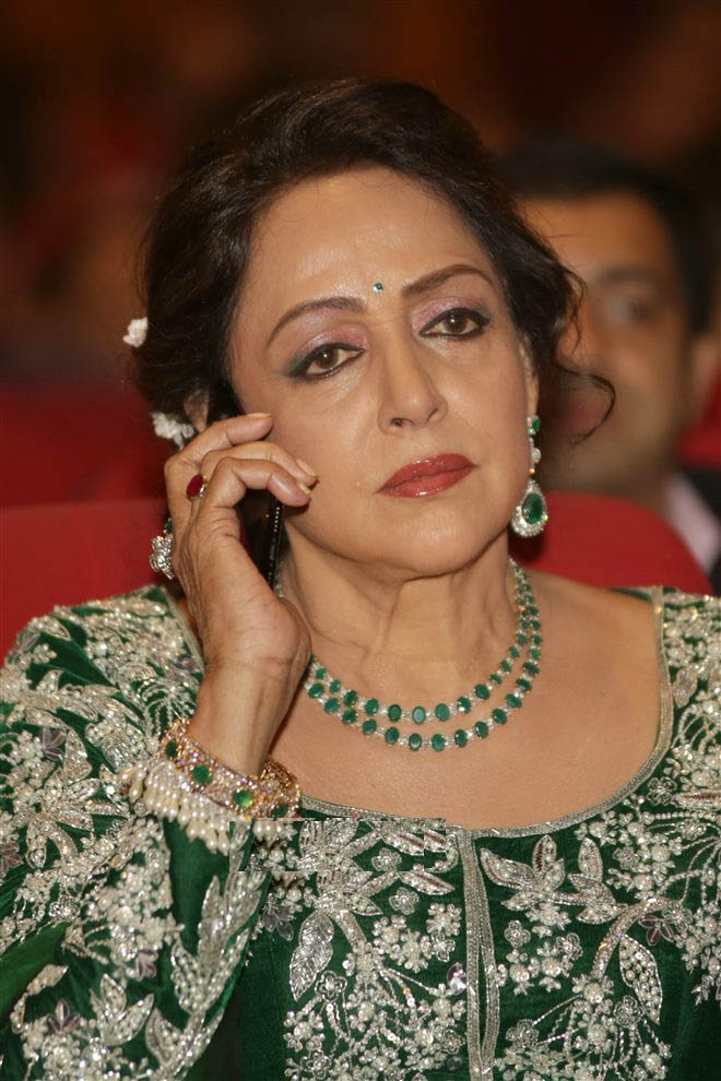 Hema Malini Hot HD Wallpapers At Event