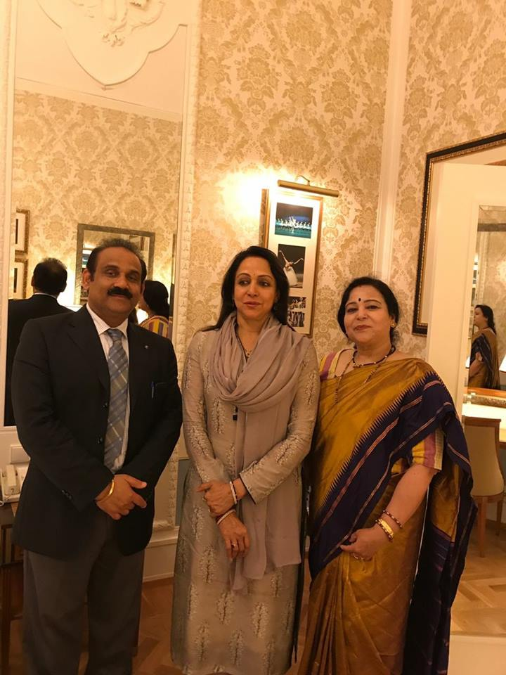 Hema Malini Images At Event
