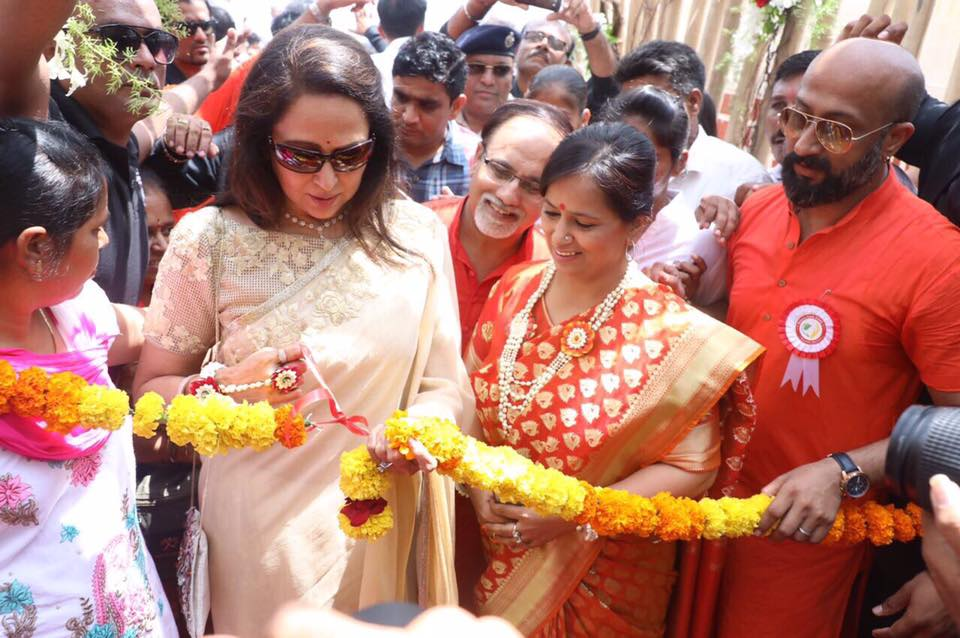 Hema Malini Pics At Event
