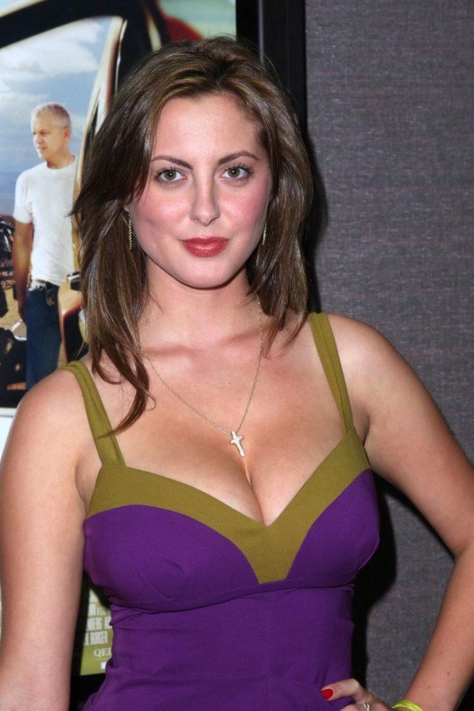 Hollywood Actress Eva Amurri Photos
