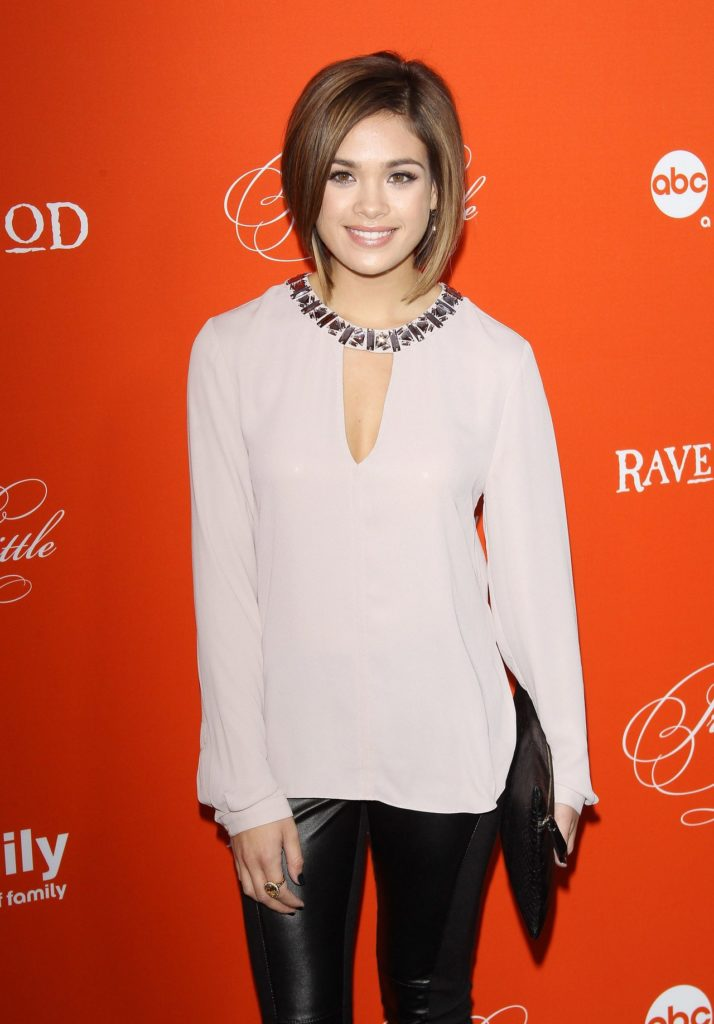 Hollywood Actress Nicole Gale Anderson Pictures
