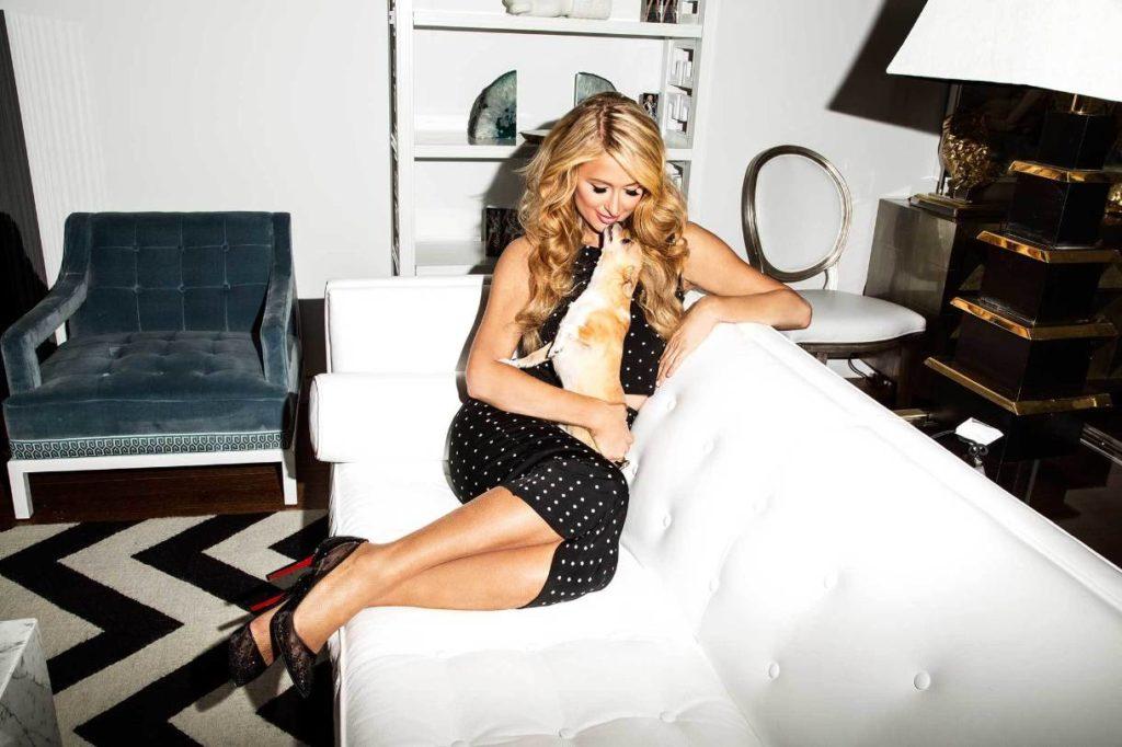 Hollywood Actress Paris Hilton Pics