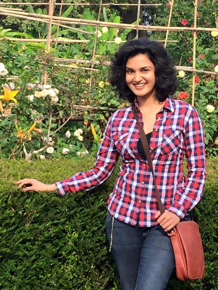 Honey Rose Hot Images In Jeans Top