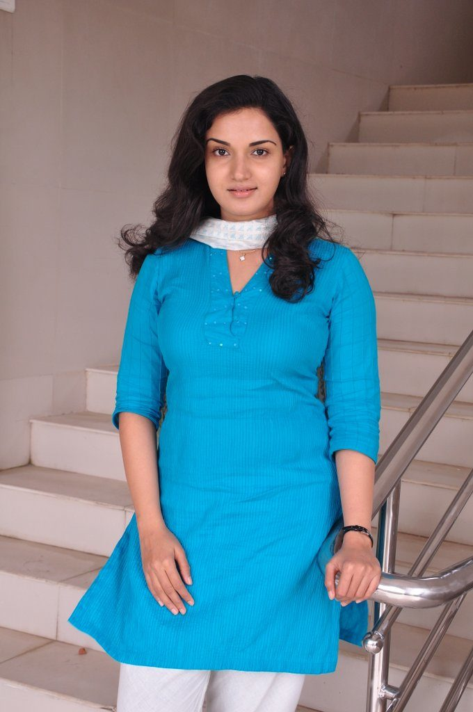 Honey Rose Hot Images In Salwaar Kameez