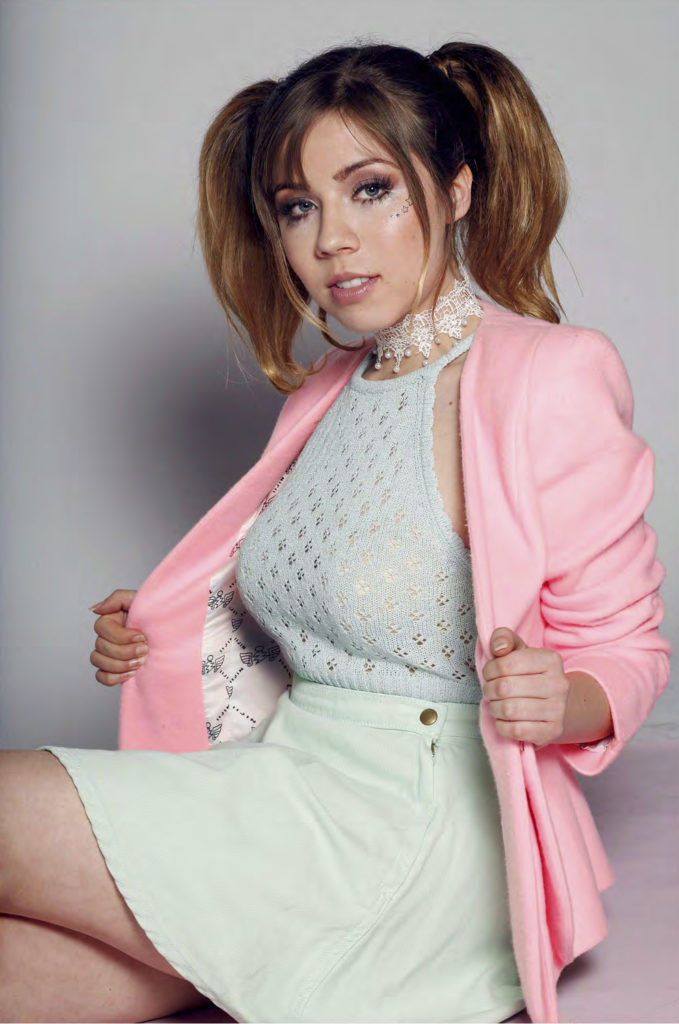 Jennette McCurdy Pics For Desktop