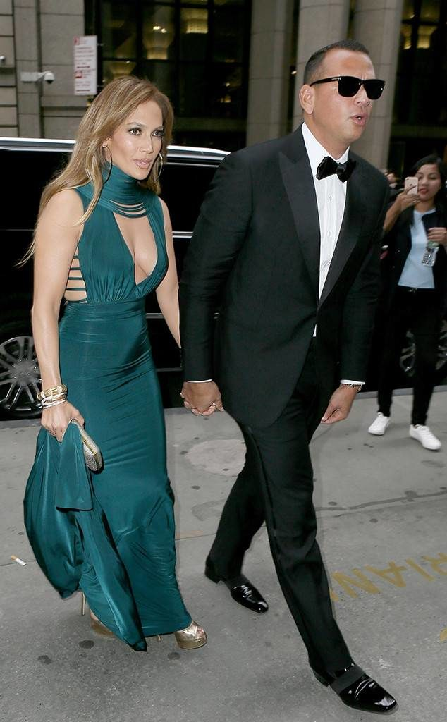 Jennifer Lopez Photos With His Husband