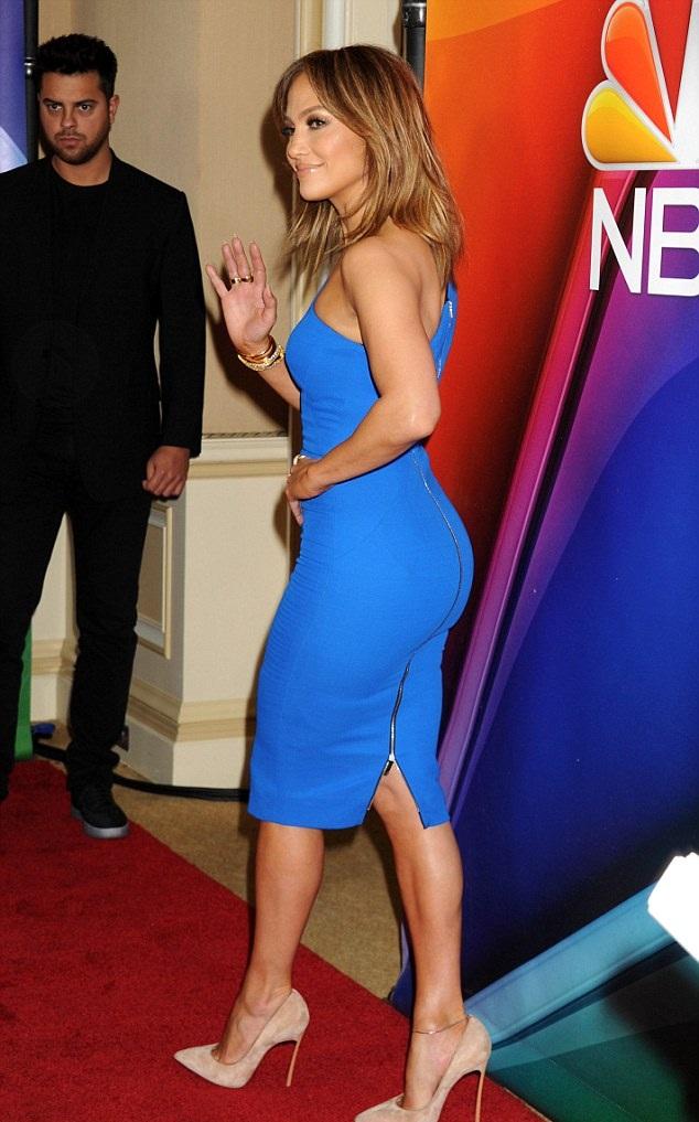 Jennifer Lopez Unseen Photos