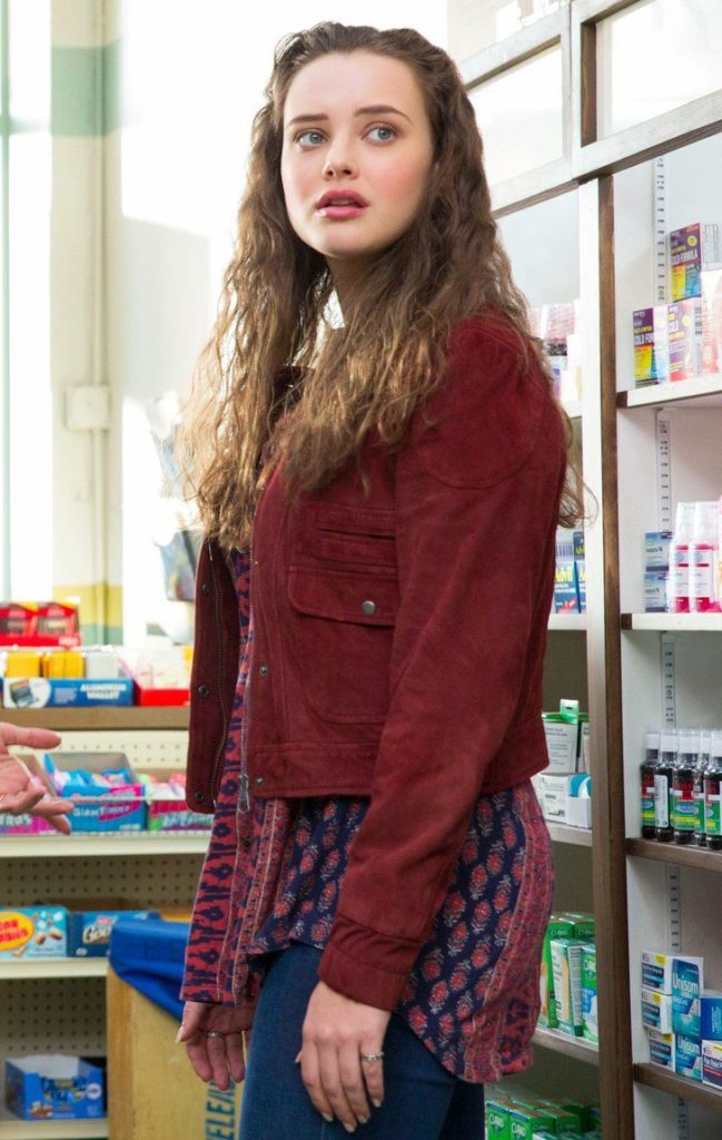 Katherine Langford Charming Images