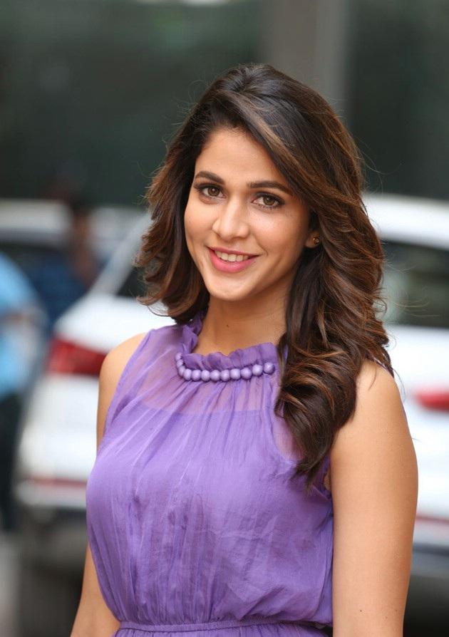 Lavanya Tripathi New Hair Style Images