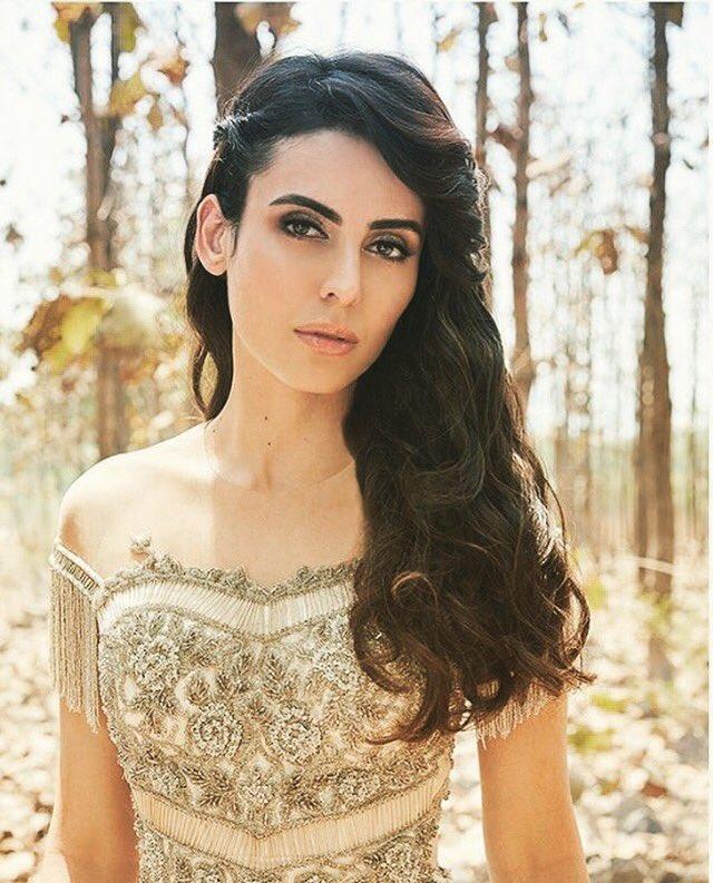 Mandana Karimi New Hair Style Images
