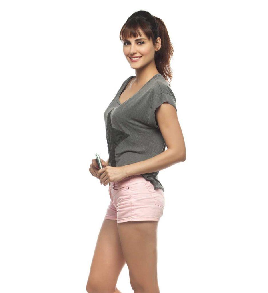 Mandana Karimi Sexy Legs Images
