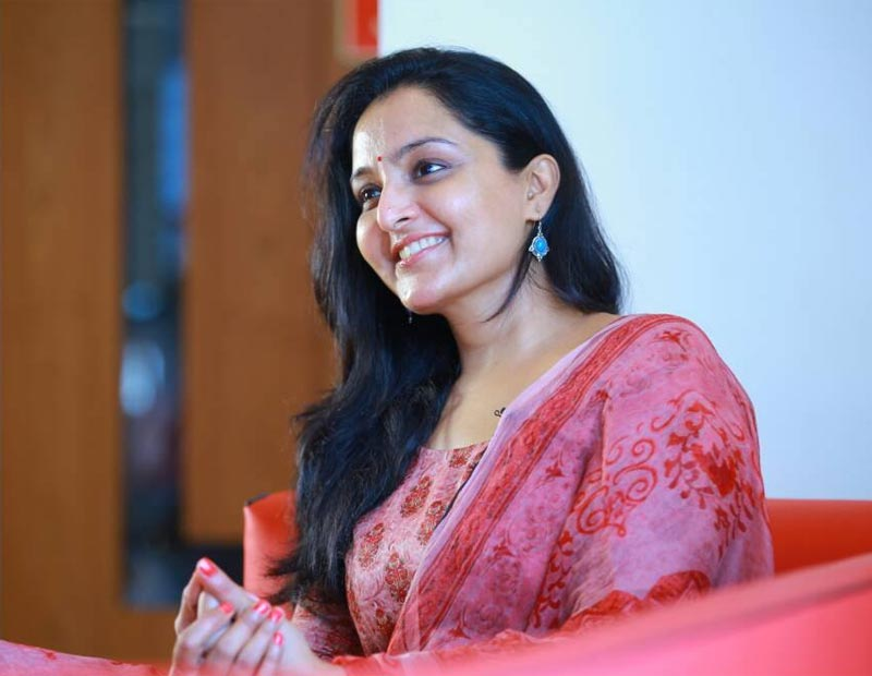 Manju Warrier Wallpapers