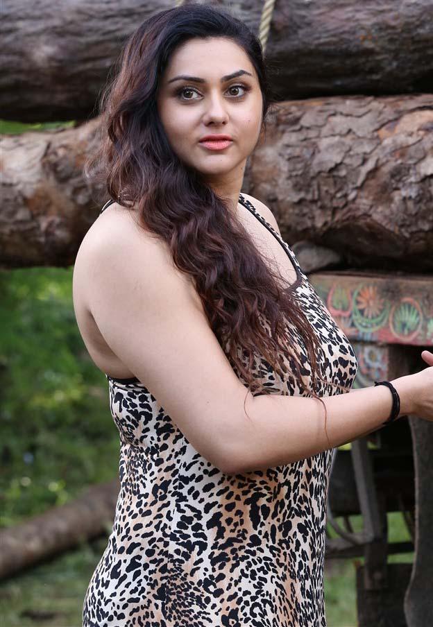 Namitha Bold Images Photoshoot