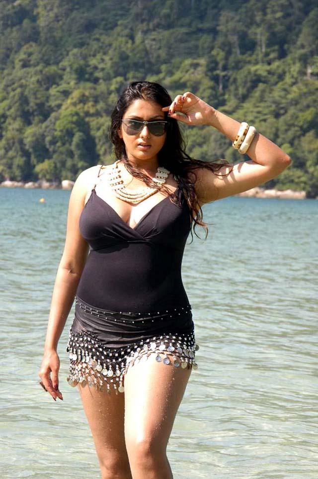 Namitha Hot Images In Bikini Photoshoot