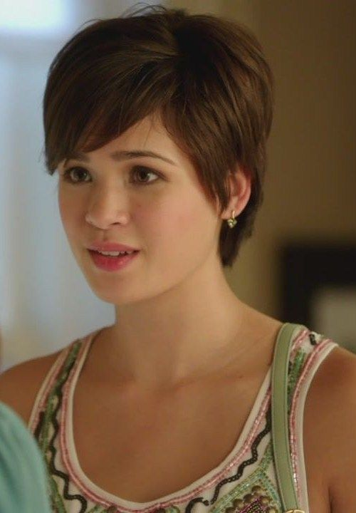 Nicole Gale Anderson Bold Images