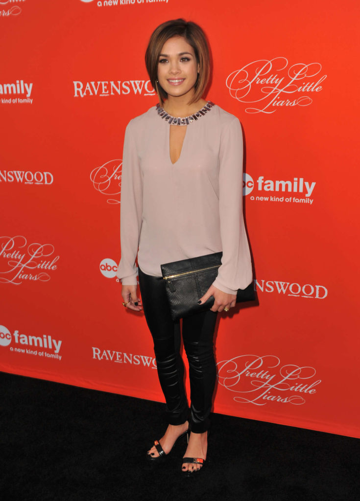 Nicole Gale Anderson Charming Images