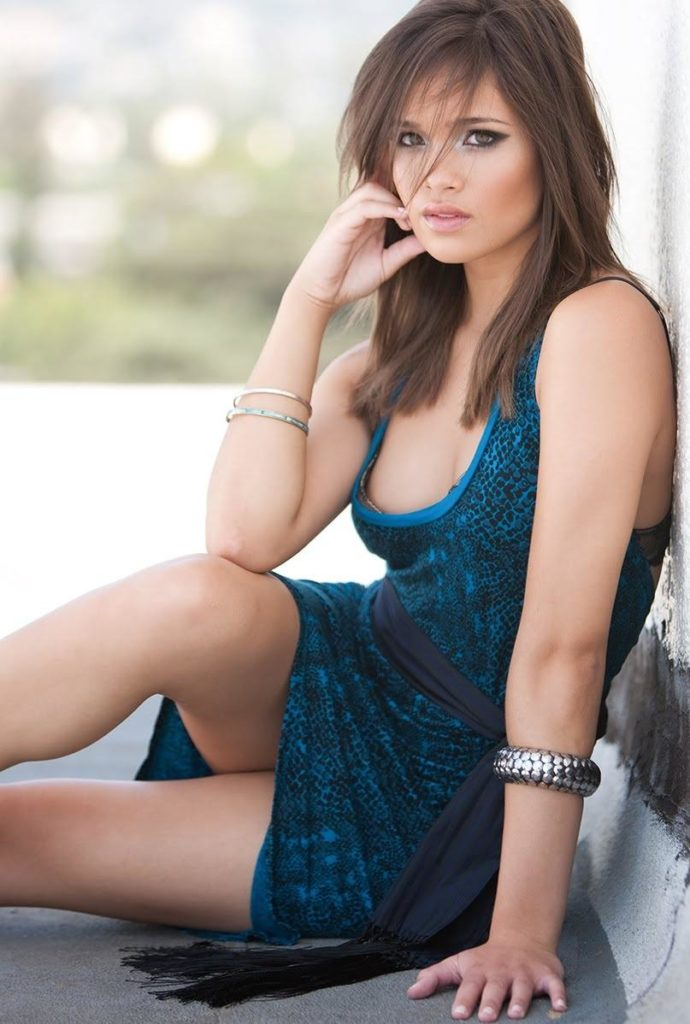 Nicole Gale Anderson Lovely Photoshoots