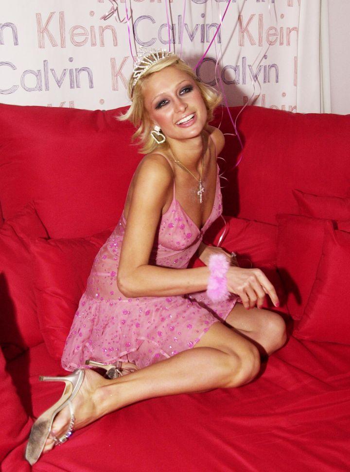 Paris Hilton Latest Hair Style Wallpapers