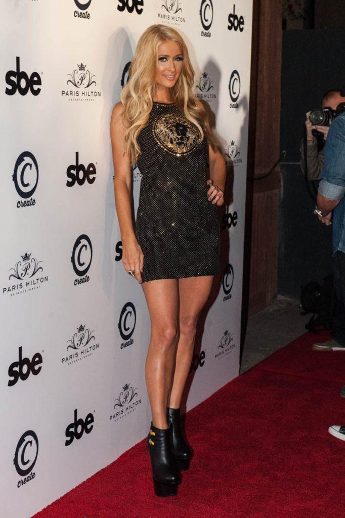 Paris Hilton Lovely Pictures