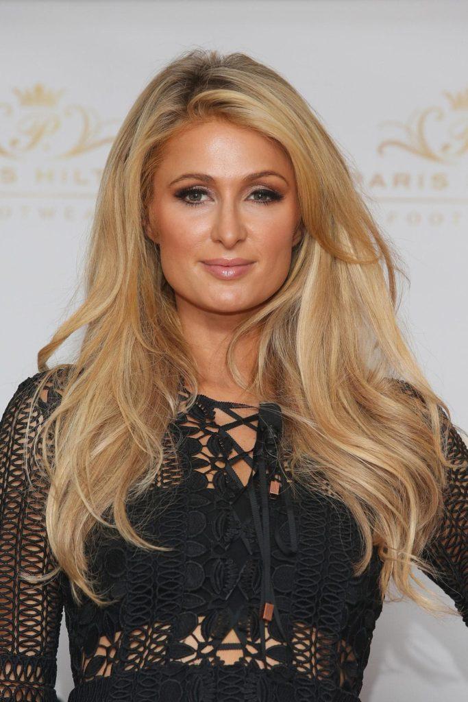 Paris Hilton New Look Images