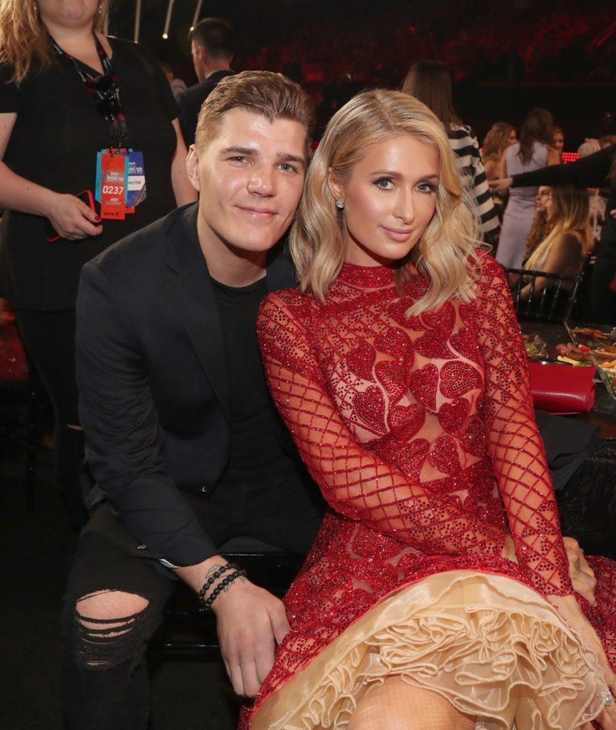 Paris Hilton Photos With With His Boyfriend