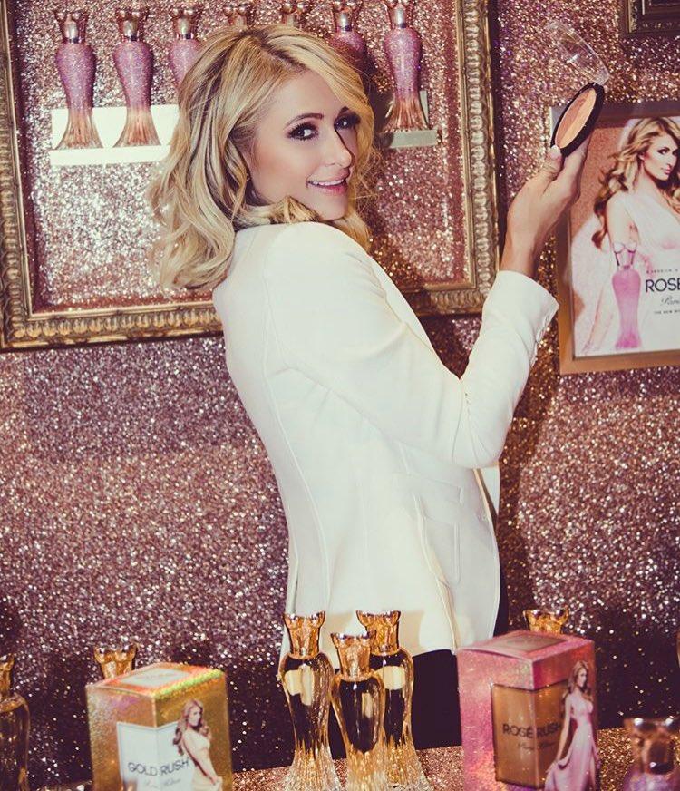 Paris Hilton Upcoming Movie Look Photos