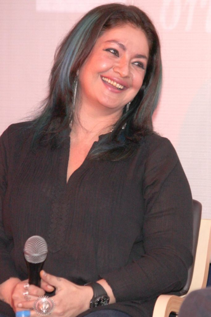 Pooja Bhatt Cute Smiling Pictures