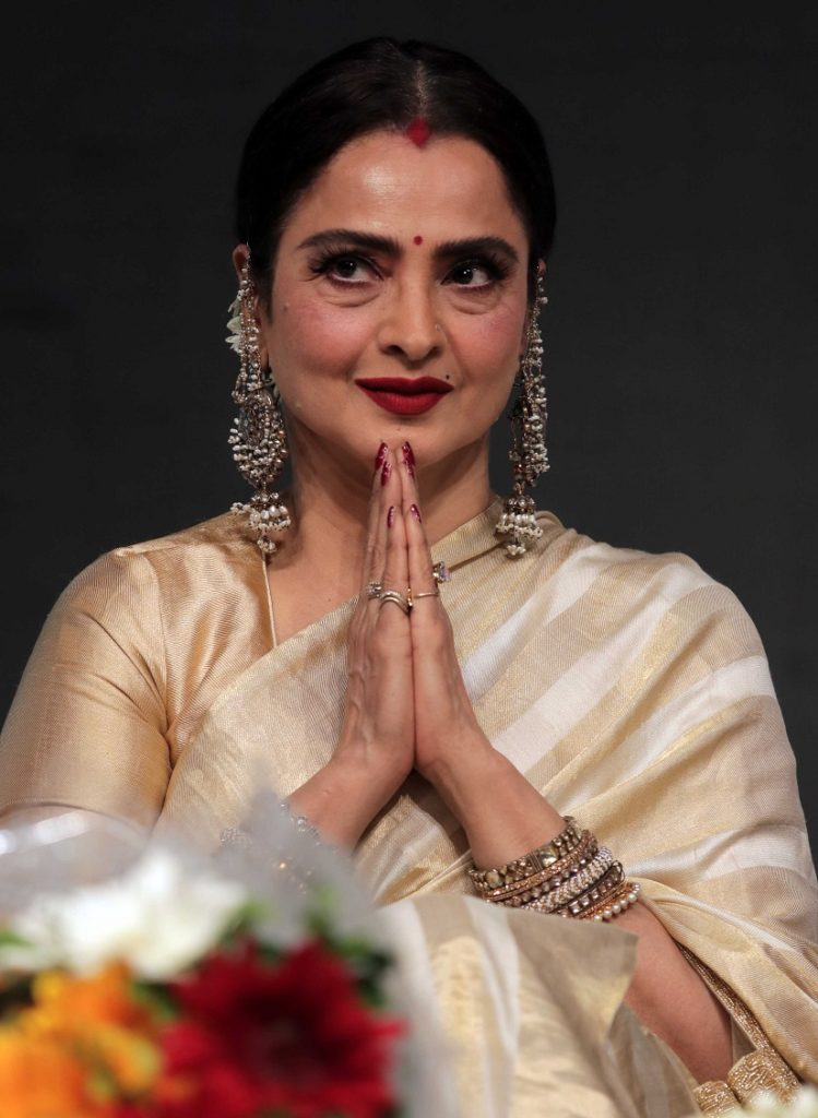 Rekha New Pictures Photoshoot