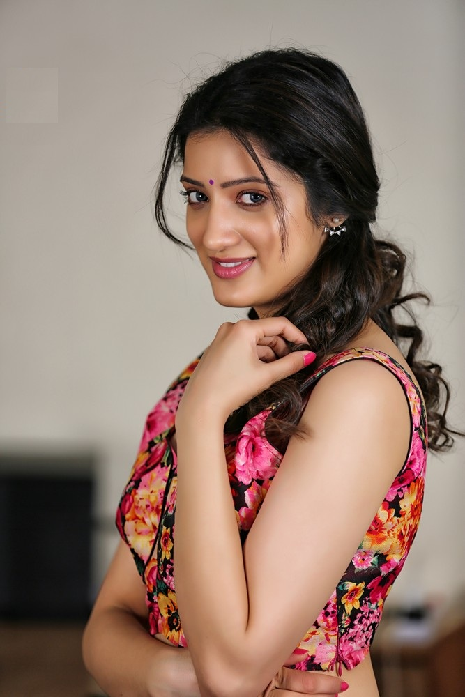 Richa Panai Cute Smiling Pics