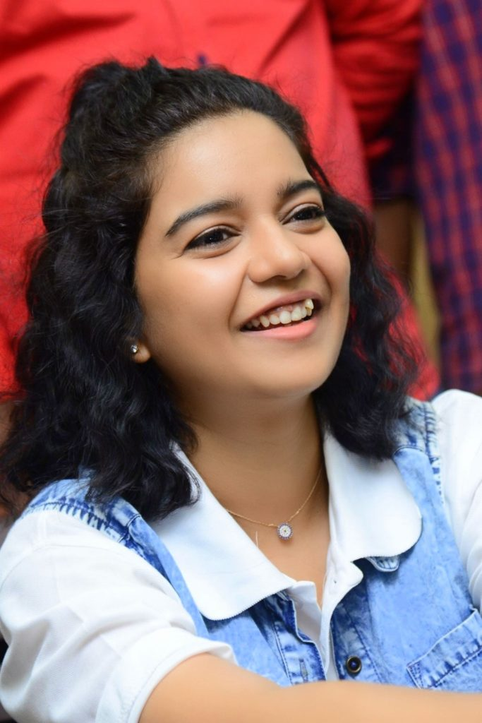 Swathi Reddy Sweet Smiling Images