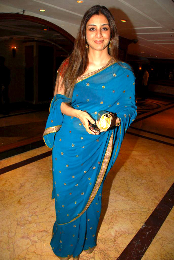 Tabu Hot Images In Saree